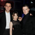 Emporio Armani Hosts An End Of Tour Party For 'Hurts'