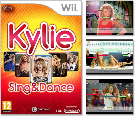 Sing & Dance Wii